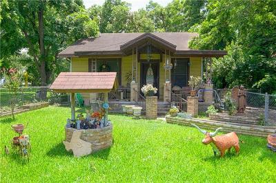 Single Family Home For Sale: 3705 Govalle Ave