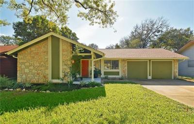 Austin Single Family Home For Sale: 5123 Meadow Creek Dr