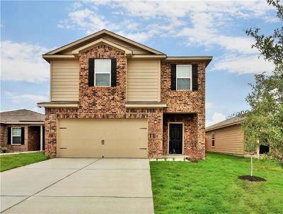 Kyle Single Family Home For Sale: 1509 Breanna Lane