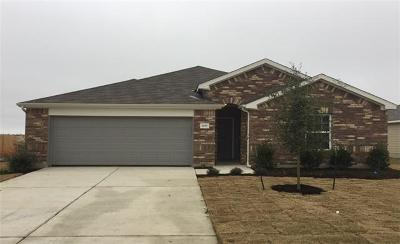 Hutto Single Family Home For Sale: 200 Helen Rd