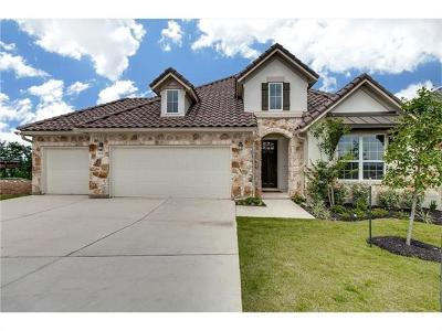 Spicewood Single Family Home For Sale: 19618 Summit Glory Trl