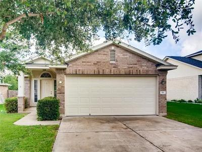 Leander Single Family Home For Sale: 916 Gentry Dr