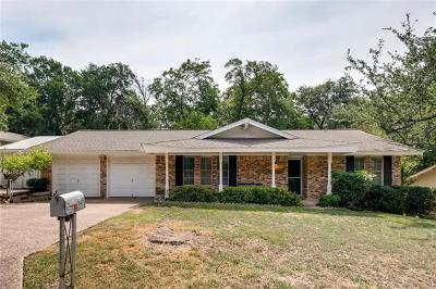Austin Single Family Home Pending - Taking Backups: 7909 Ceberry Dr