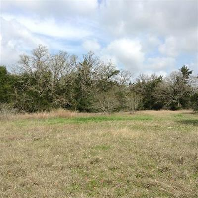 Giddings Residential Lots & Land For Sale: TBD Mayer Lane