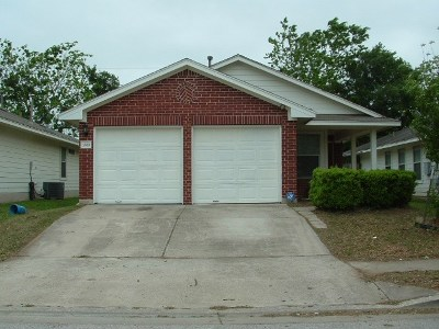 Austin Single Family Home Pending - Taking Backups: 3209 Etheredge Dr