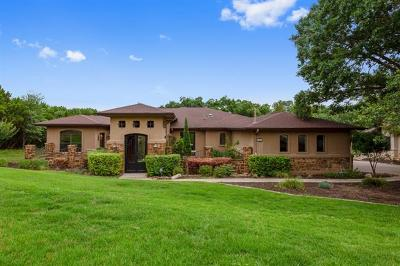 Leander Single Family Home For Sale: 1504 High Lonesome