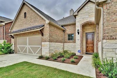 Leander Single Family Home For Sale: 817 Richardson Ln