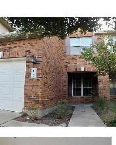 Leander Condo/Townhouse For Sale: 15 Verde Ranch Loop