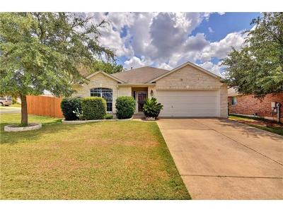Austin TX Single Family Home For Sale: $260,000