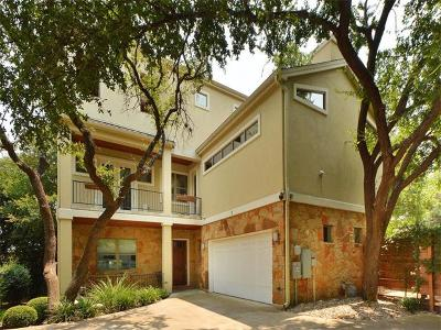 Travis County Condo/Townhouse For Sale: 1305 Bluff St #5