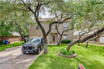 Cedar Park Single Family Home For Sale: 1700 Azalea Dr