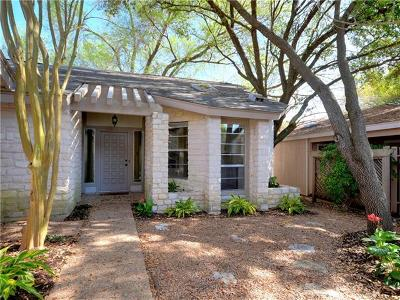 Austin Single Family Home For Sale: 6004 Gardenridge Holw