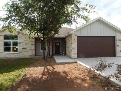 Single Family Home For Sale: 859 Pecan Ln
