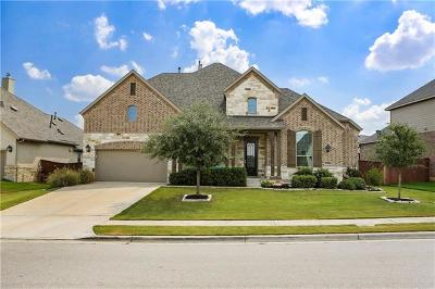 Georgetown Single Family Home For Sale: 1708 Cherry Glade Trl