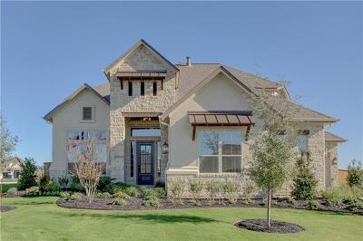 Pflugerville Single Family Home For Sale: 20425 Martin Ln