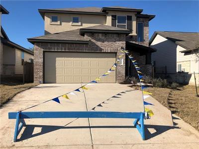 Leander Single Family Home For Sale: 1125 Dawson Dune Cv