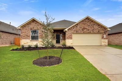 Bastrop Single Family Home For Sale: 109 Edgewater Trl