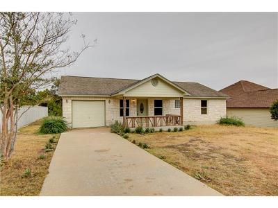 Single Family Home For Sale: 3 Rock Hollow Cir