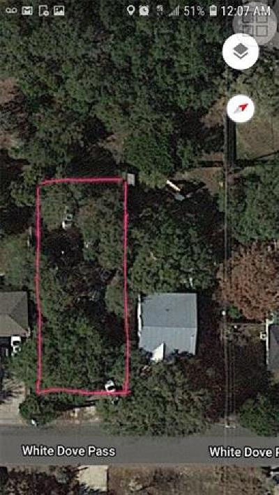 Residential Lots & Land For Sale: 1204 White Dove Pass