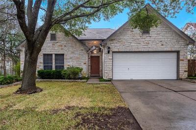Austin Rental For Rent: 12402 Beartrap Ln
