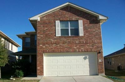 Austin Rental For Rent: 11313 Church Canyon Dr