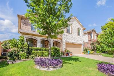 Pflugerville Single Family Home For Sale: 2608 Grand Mission Way