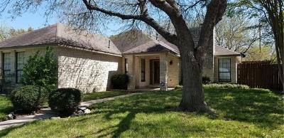Taylor Single Family Home For Sale: 1801 Oaklawn Dr