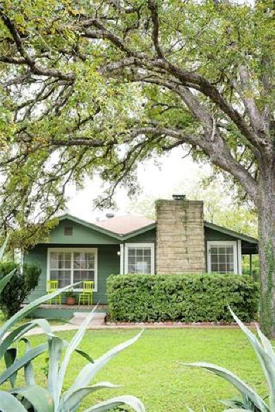 Austin Single Family Home Pending - Taking Backups: 1612 Harvey St
