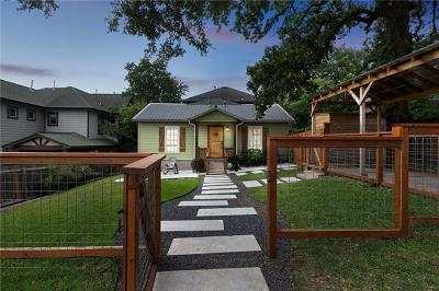 Austin Single Family Home For Sale: 2007 New York Ave #A