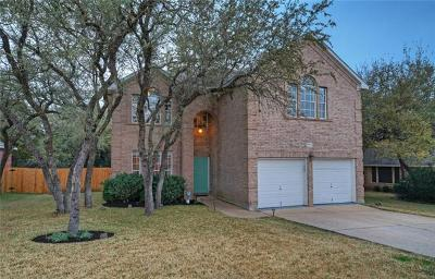 Hays County, Travis County, Williamson County Single Family Home Pending - Taking Backups: 5704 Sunny Vista Dr