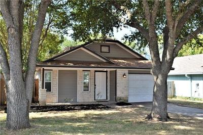 Austin Single Family Home For Sale: 1001 Bodgers Dr