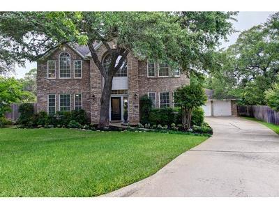 Austin Single Family Home For Sale: 6426 Ira Ingram Dr