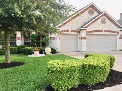 Pflugerville Single Family Home For Sale: 19409 Sea Island Dr