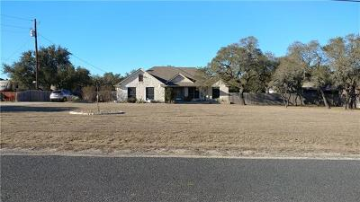Liberty Hill Single Family Home Pending - Taking Backups: 406 Carriage Oaks Dr