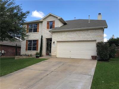 Georgetown Single Family Home For Sale: 2305 Brookhollow Ter