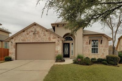 Williamson County Single Family Home For Sale: 4207 Palomino Bnd