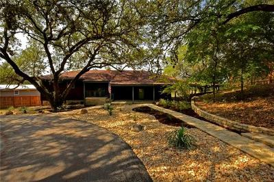 Wimberley Single Family Home For Sale: 1900 Flite Acres Rd