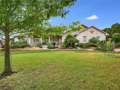 Dripping Springs Single Family Home Pending - Taking Backups: 1050 Sunset Canyon Dr S