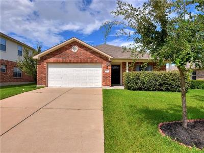 Bastrop County Single Family Home For Sale: 111 Thompson Trl