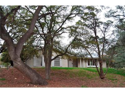 Wimberley Single Family Home For Sale: 44 E. El Camino Real
