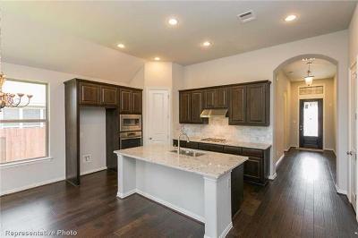 Leander Single Family Home For Sale: 4213 Vespa Cv