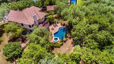 Round Rock Single Family Home For Sale: 3000 Senna Ridge Trl