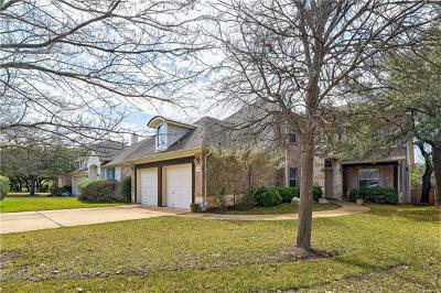 Austin Single Family Home Pending - Taking Backups: 13109 Appaloosa Chase Dr