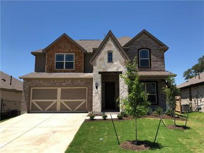 Leander Single Family Home For Sale: 504 Merlin Ln