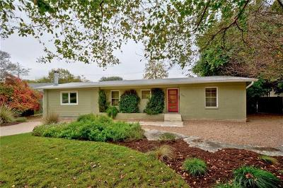 Single Family Home For Sale: 2803 Oak Park Dr
