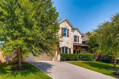 Round Rock Single Family Home For Sale: 4399 Green Tree Dr