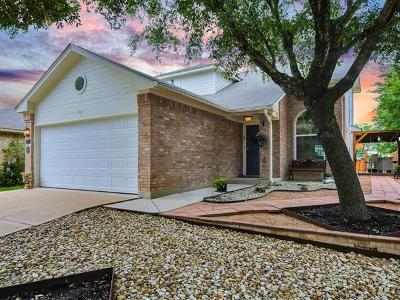 Austin Single Family Home For Sale: 3116 Cohoba Dr