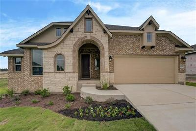 Leander Single Family Home For Sale: 824 Mediterranean Drive Dr