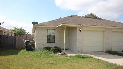 Georgetown Rental For Rent: 1014 Trail Driver Cv