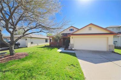 Austin Single Family Home For Sale: 14407 Sandifer St